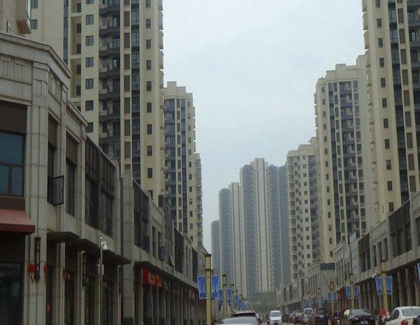 南昌万达文化旅游城A区住宅项目