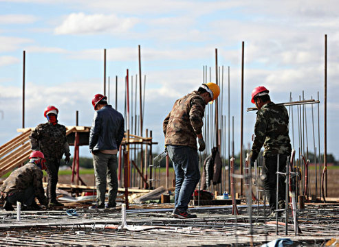 中铁十九局 成都经济区环线高速公路德阳至简阳段项目DJTJ5标土建施工