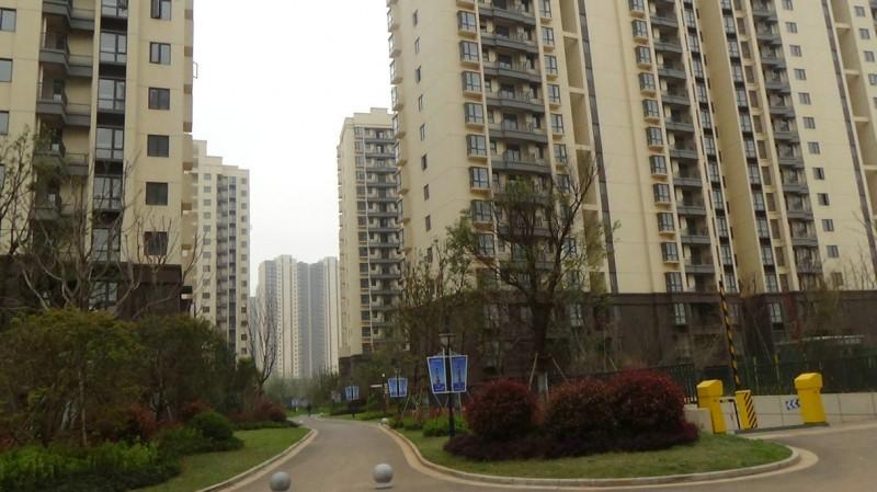 南昌万达文化旅游城景观绿化